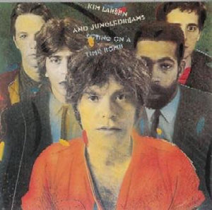 Kim Larsen And Jungledreams - Sitting On A Time Bomb (LP, Album, Used)Used Records