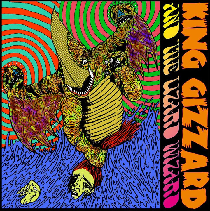 King Gizzard And The Lizard Wizard - Willoughby's Beach (45 RPM, EP, Limited Edition, Reissue)Vinyl
