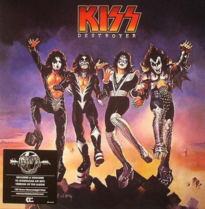 Kiss - Destroyer (Reissue)Vinyl