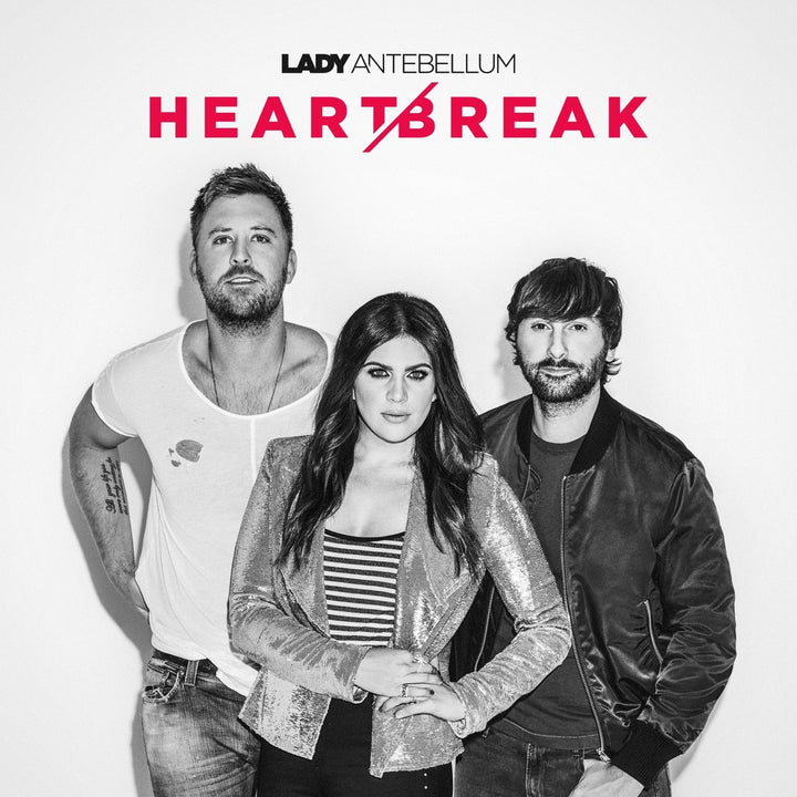 Lady Antebellum - Heart BreakVinyl
