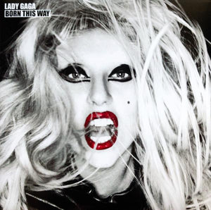 Lady Gaga - Born This WayVinyl