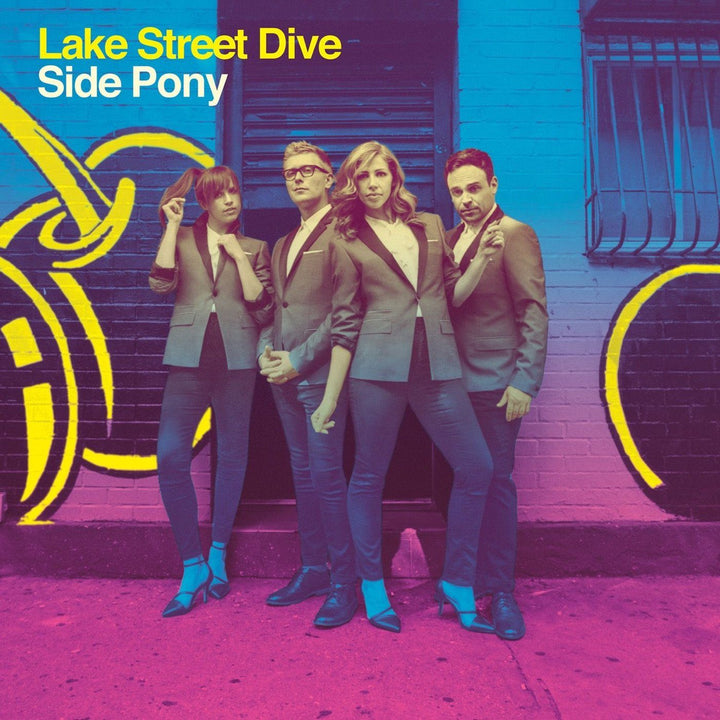 Lake Street Dive - Side PonyVinyl