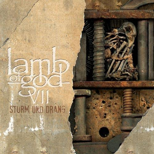 Lamb Of God - VII: Sturm Und Drang (2LP)Vinyl