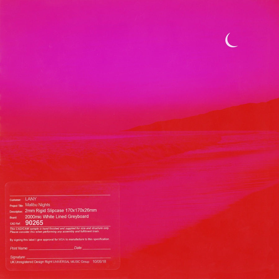 LANY - Malibu Nights (Limited Edition)Vinyl
