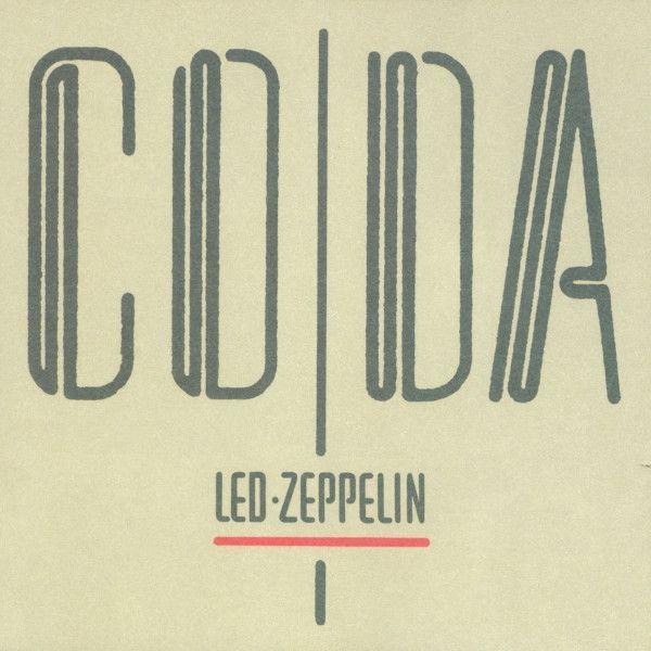 Led Zeppelin - Coda (180 gram, Remastered)Vinyl