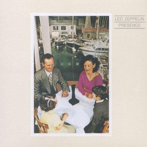 Led Zeppelin - Presence (180 gram, Remastered)Vinyl