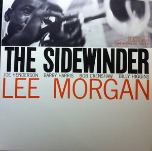 Lee Morgan - The Sidewinder (Reissue, Remastered)Vinyl