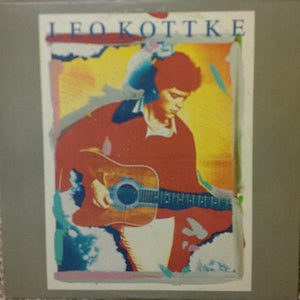 Leo Kottke - Leo Kottke (LP, Album, Used)Used Records