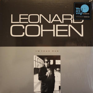 Leonard Cohen - I'm Your Man (Reissue, Remastered)Vinyl