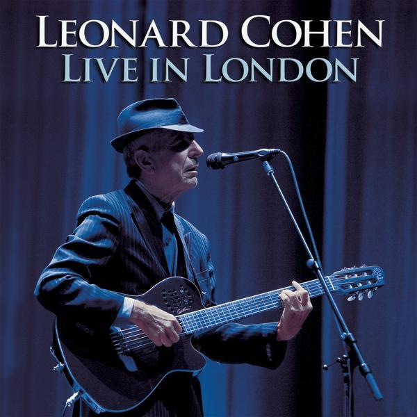 Leonard Cohen - Live In London (3LP, Reissue)Vinyl