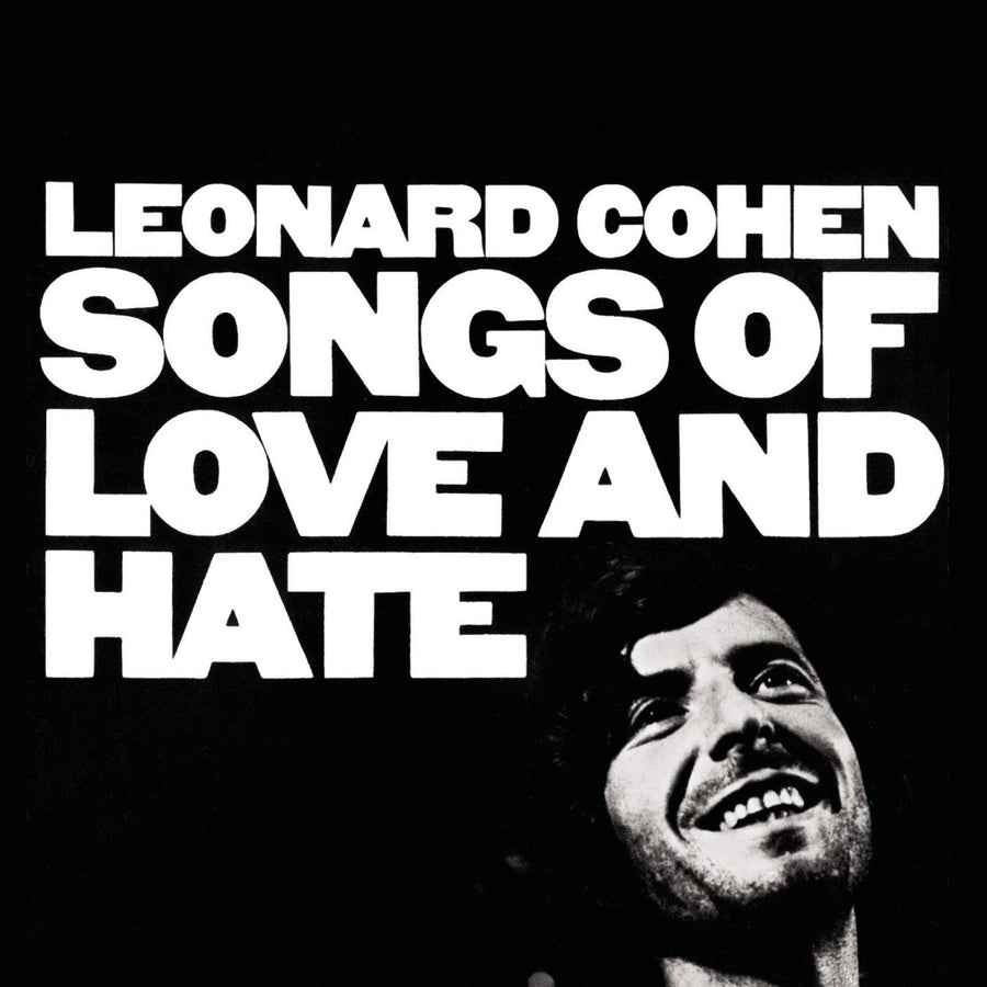 Leonard Cohen - Songs Of Love And Hate (Reissue, Remastered)Vinyl