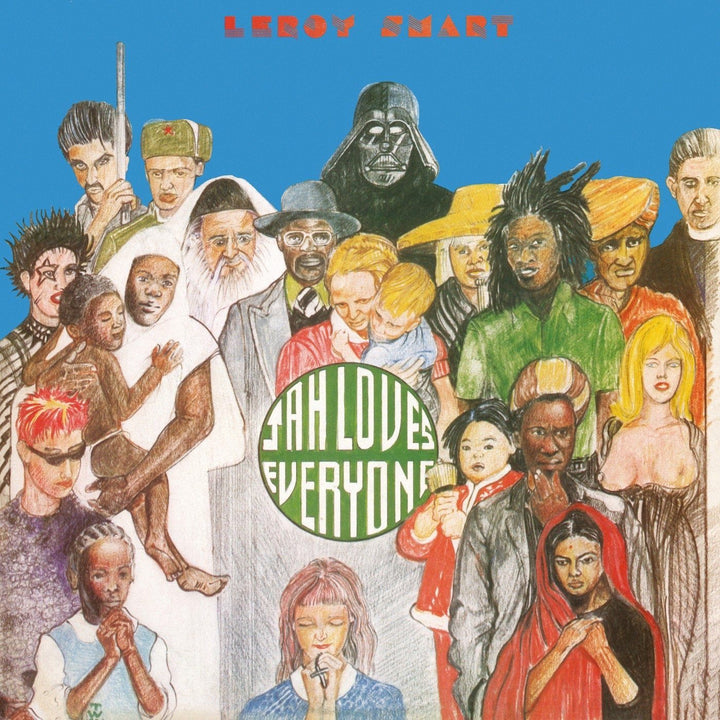 Leroy Smart - Jah Loves Everyone (Reissue)Vinyl