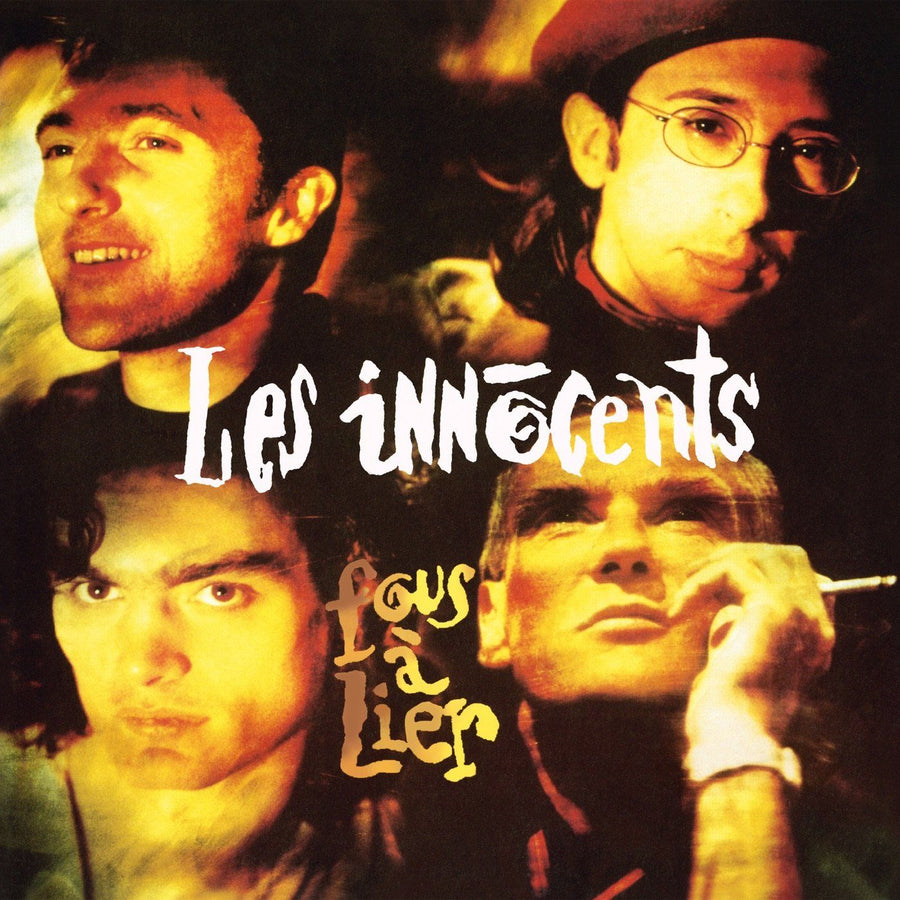 Les Innocents - Fous à Lier (2LP, Repress)Vinyl