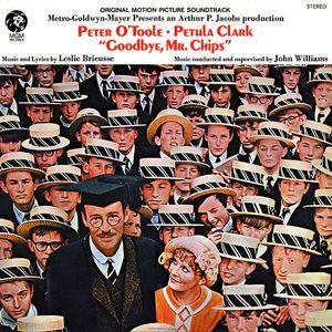 Leslie Bricusse - Goodbye, Mr Chips (LP, Promo, Used)Used Records