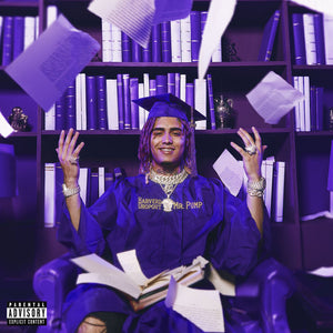 Lil Pump - Harverd DropoutVinyl