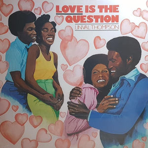 Linval Thompson - Love Is The QuestionVinyl