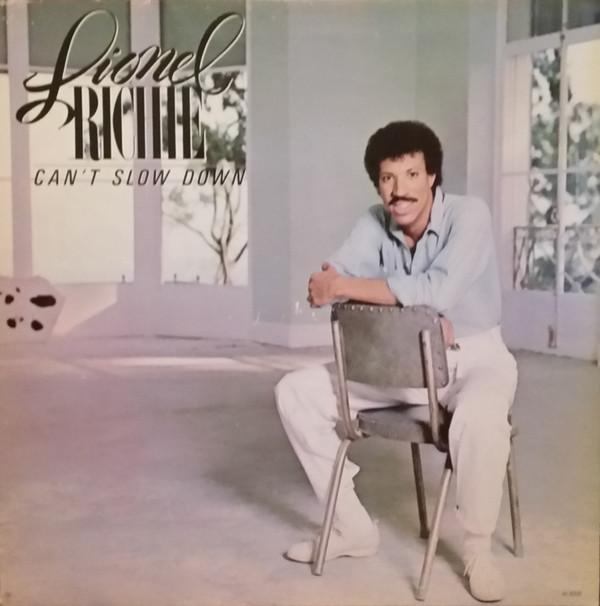 Lionel Richie - Can't Slow Down (LP, Album, Gat, Used)Used Records