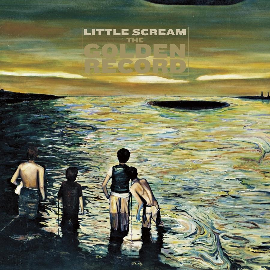 Little Scream - The Golden RecordVinyl