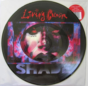 Living Colour - Shade (Picture Disc)Vinyl