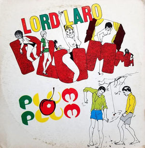 Lord Laro - Plummm Plum Plum (LP, Album, Ora, Used)Used Records