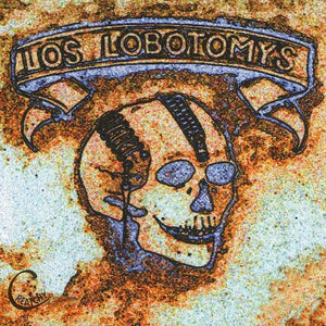 Los Lobotomys - Los Lobotomys (2LP, Limited Edition, Remastered)Vinyl