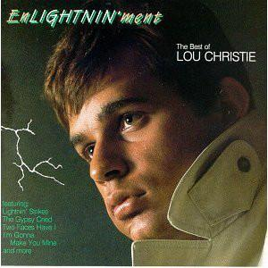 Lou Christie - EnLightnin'ment - The Best Of Lou Christie (LP, Comp, Used)Used Records