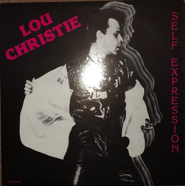 Lou Christie - Self Expression (LP, Used)Used Records