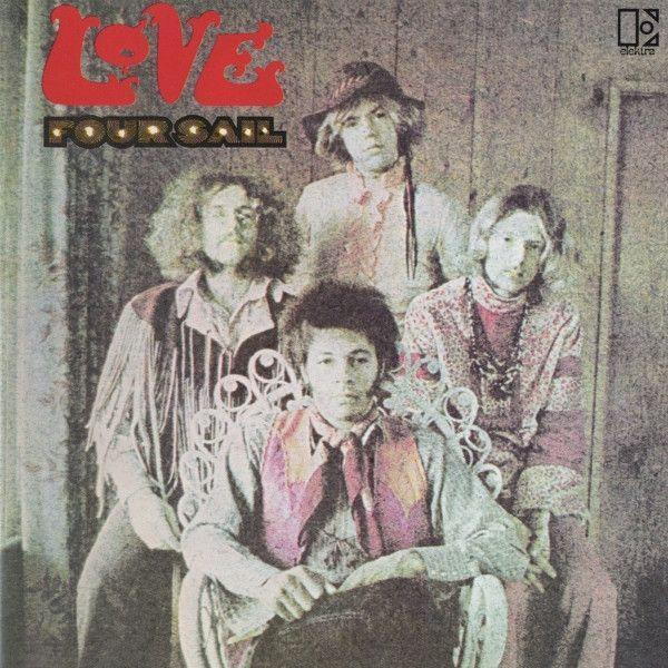 Love - Four SailVinyl