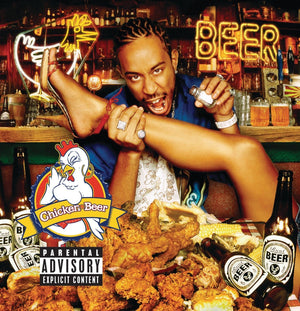 Ludacris - Chicken -N- Beer (2LP, Reissue))Vinyl