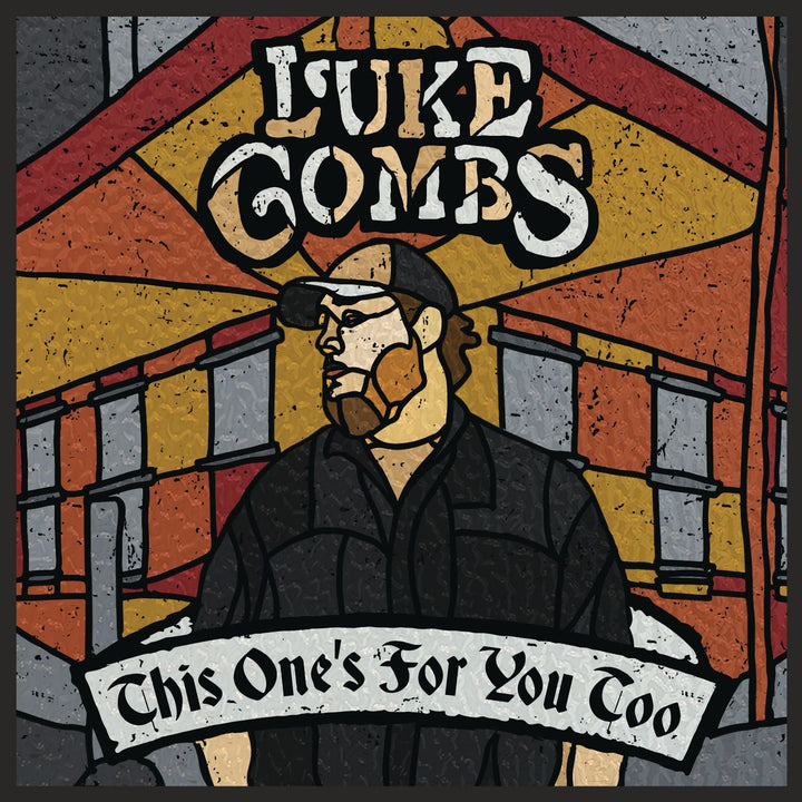Luke Combs - This One's For You Too (2LP, Deluxe Edition)Vinyl