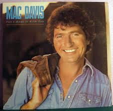 Mac Davis - Till I Made It With You (LP, Album, Used)Used Records