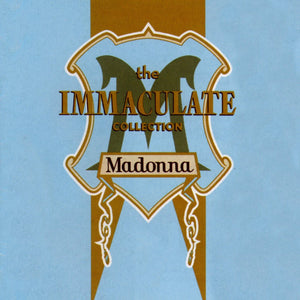 Madonna - The Immaculate Collection (2LP, Compilation, Reissue)Vinyl
