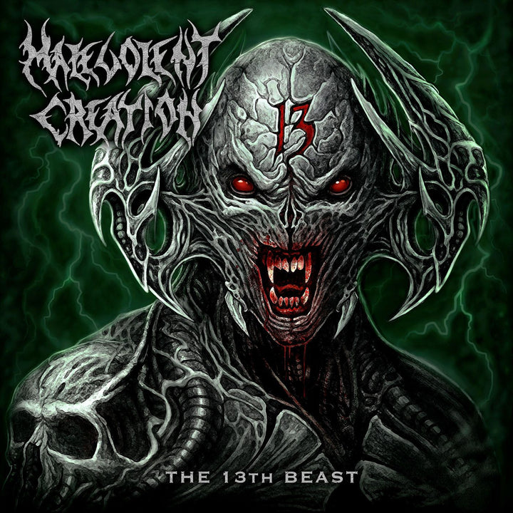 Malevolent Creation - The 13th BeastVinyl