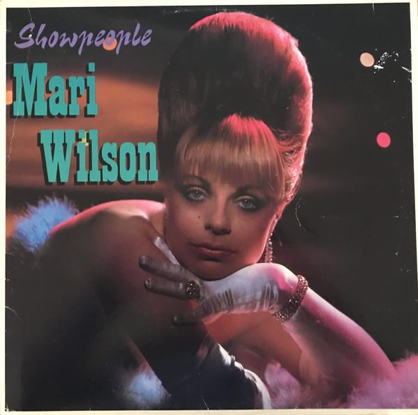 Mari Wilson - Showpeople (LP, Album, Used)Used Records