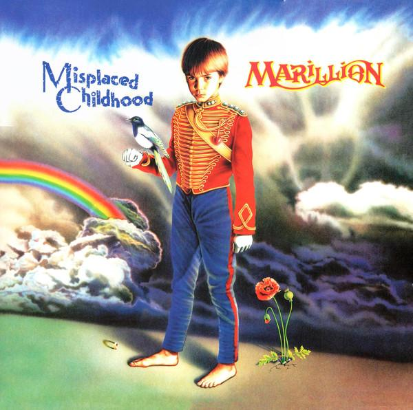 Marillion - Misplaced Childhood (Remastered)Vinyl
