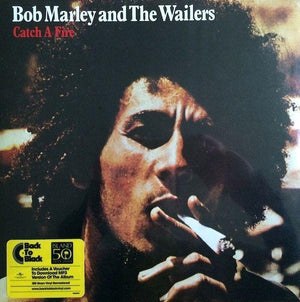 Marley, Bob & The Wailers - Catch A FireVinyl
