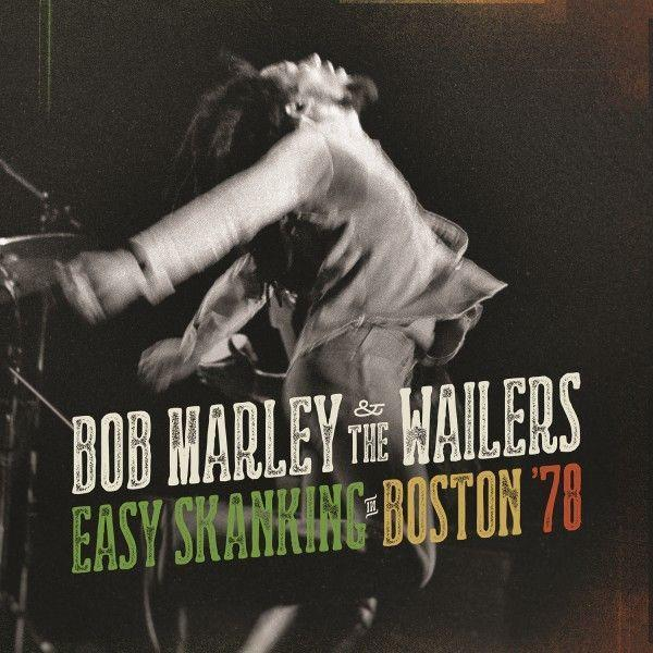 Marley, Bob & The Wailers - Easy Skanking In Boston '78 (2LP)Vinyl