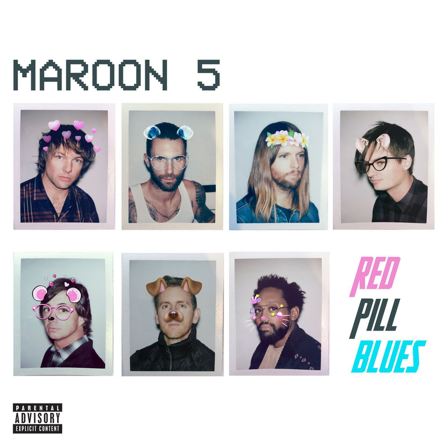 Maroon 5 - Red Pill BluesVinyl