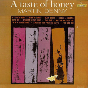 Martin Denny - A Taste Of Honey (LP, Album, Mono, Used)Used Records