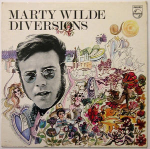 Marty Wilde - Diversions (LP, Album, Used)Used Records