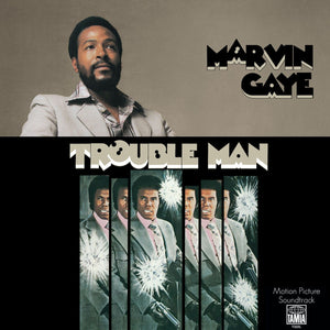 Marvin Gaye - Trouble Man (Reissue)Vinyl