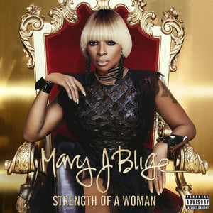 Mary J Blige - Strength Of A Woman (2LP)Vinyl