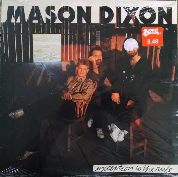 Mason Dixon - Exception To The Rule (LP, Used)Used Records