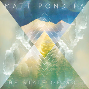 Matt Pond PA - The State Of Gold (2LP, 45 RPM)Vinyl