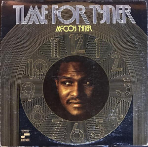 McCoy Tyner - Time For Tyner (LP, Album, Used)Used Records