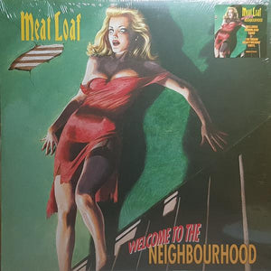 Meat Loaf - Welcome To The Neighbourhood (2LP, Reissue)Vinyl