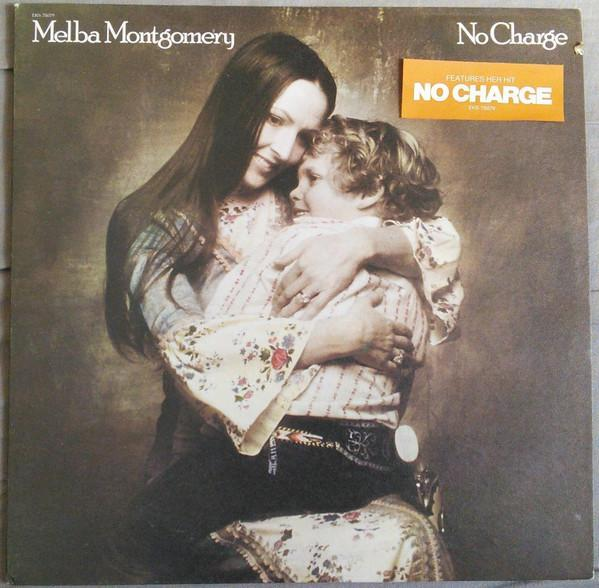 Melba Montgomery - No Charge (LP, Album, Used)Used Records