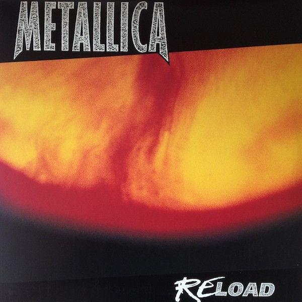 Metallica - Reload (2LP, Reissue)Vinyl