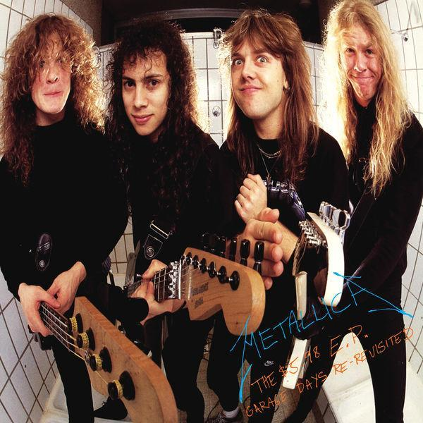 Metallica – The $5.98 E.P. - Garage Days Re-RevisitedVinyl