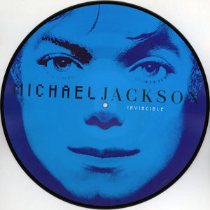Michael Jackson - Invincible (2LP, Picture Disc, Reissue)Vinyl